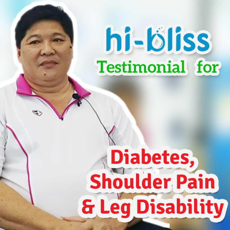 Lee SC ~ Diabetes, Shoulder Pain & Leg Disability