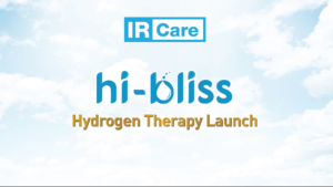Hi-Bliss Hydrogen Therapy Media Launch