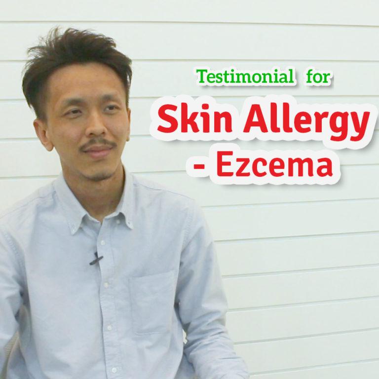 Max ~ Skin Allergy (Eczema)