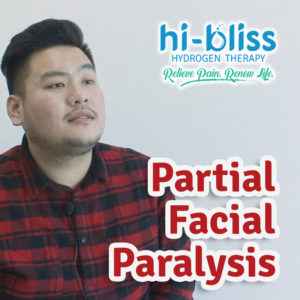 Chan Tong ~ Partial Facial Paralysis (Video)