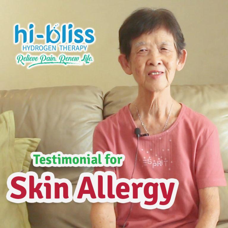 Madam Lee ~ Skin Allergy