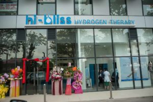 Hi-Bliss Hydrogen Therapy Launch Penang