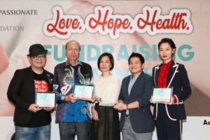 The Star My – Raising RM1mil to help poor get hydrogen therapy