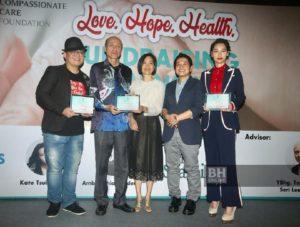 Berita Harian Online – CCF lancar kempen dana bantu penghidap penyakit kronik