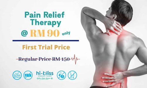 Pain Relief Therapy Promo